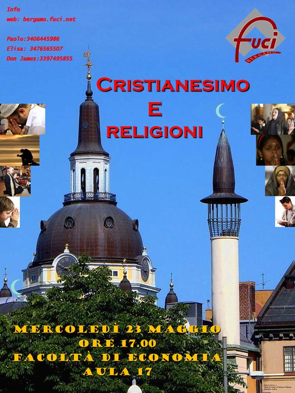 Cristianesimo e religioni